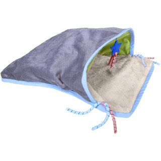SmartyKat Cave Crawl Crinkle Sack