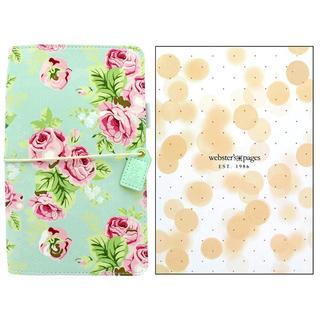 Webster's Pgs Color Crush Traveler Floral Mint