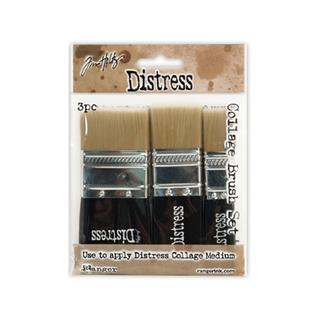 Ranger THoltz Distress Collage Brushes 3pc