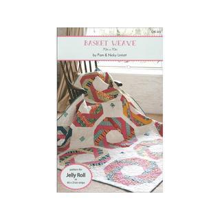The Quilt Room Basket Weave Ptrn