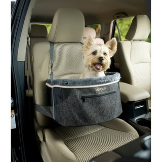 Bergan Comfort Hanging Dog Booster-Black - Small