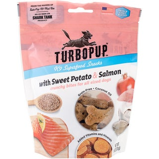 TurboPup K9 Superfood Snacks-Salmon & Sweet Potato