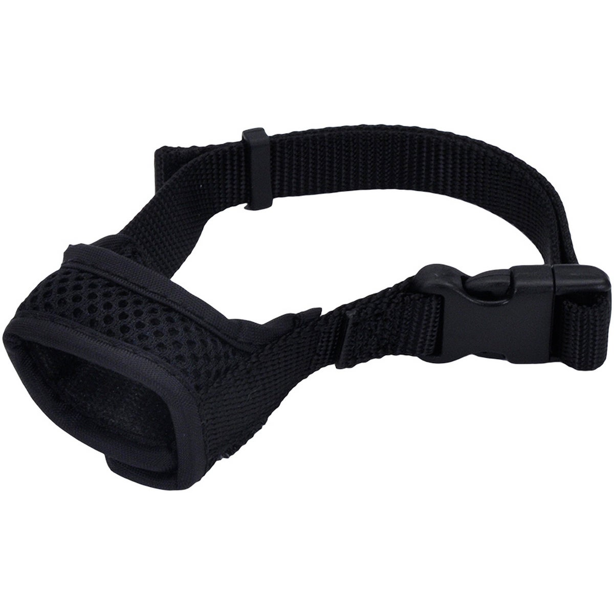 Coastal Pet Best Fit Adjustable Comfort Dog Muzzle - Blac...