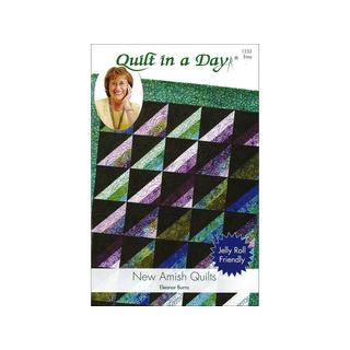 Quilt In A Day New Amish Quilts Ptrn