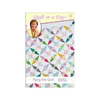 Quilt In A Day Flying Kite Quilt Ptrn