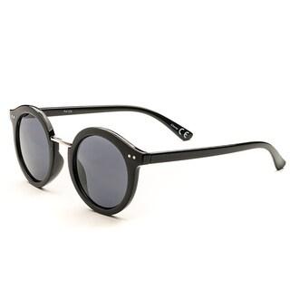 Pop Fashionwear P4125 Unisex Retro Fashion Round Sunglasses