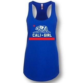 """""""Cali Girl"""" Ladies' Racerback Tank Top"""
