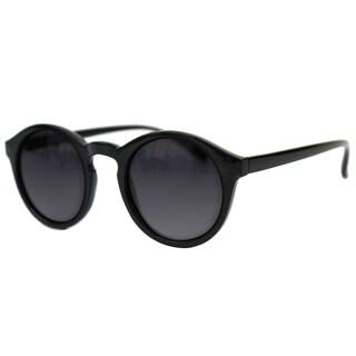 Pop Fashionwear P2419A Unisex Round Vintage Sunglasses