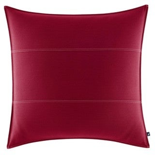 Nautica Seaward Red European Sham