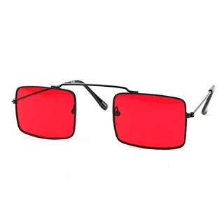 Pop Fashionwear® Hippie Retro Square Gothic Vampire Sunglasses P2196