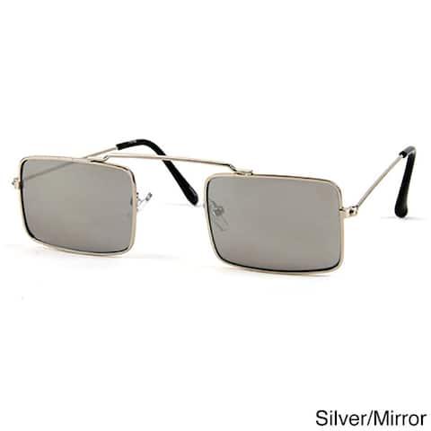 Pop Fashionwear? Hippie Retro Square Gothic Vampire Sunglasses P2196