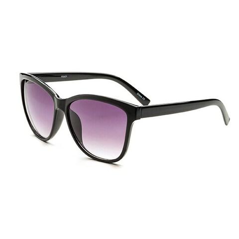 Pop Fashionwear Oversized CatEye Sunglasses