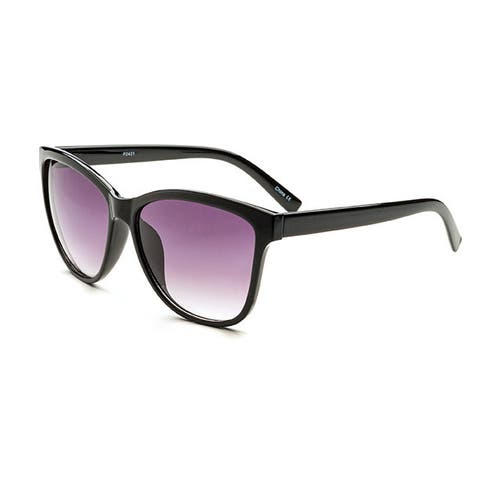 Pop Fashionwear Oversized CatEye Sunglasses