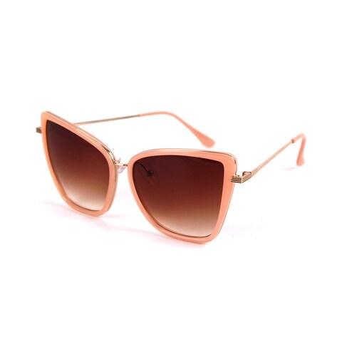 Pop Fashionwear Oversized Cat Eye Sunglasses