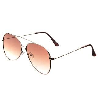 Pop Fashionwear Flat Lens Aviator Sunglasses P2413