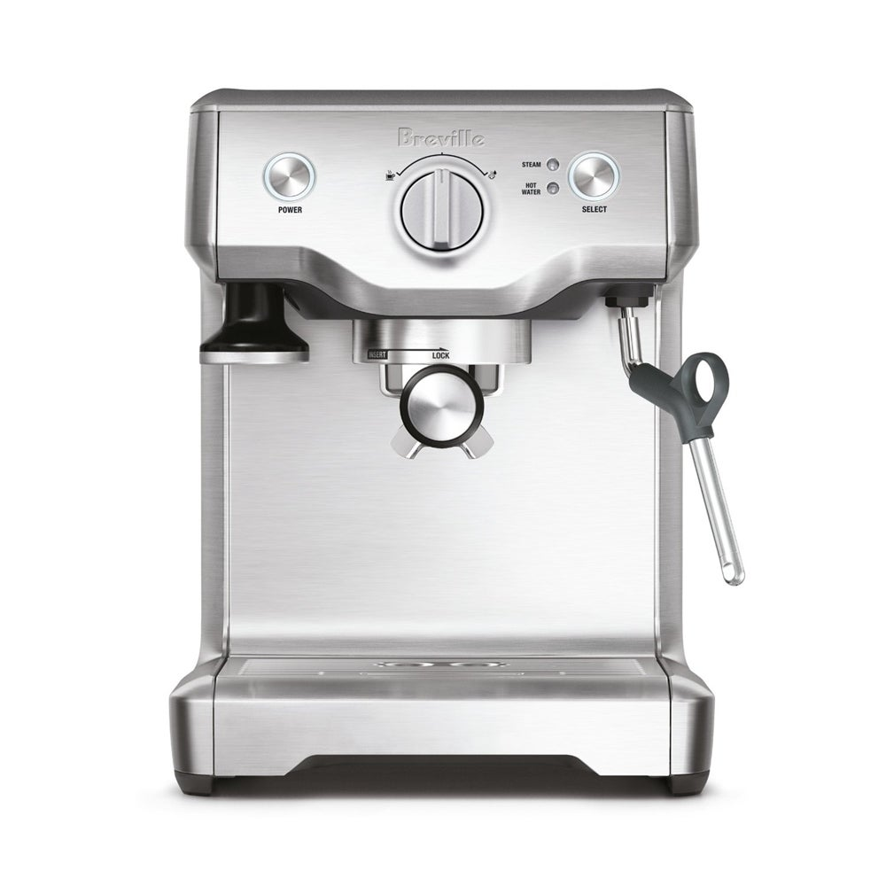 Breville BES810BSS Duo-Temp Pro Espresso Maker (Stainless...