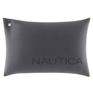 Nautica Seaward Charcoal Breakfast Pillow