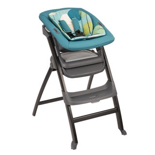 Evenflo 4-in-1 Quatore High Chair, Deep Lake
