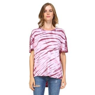 Morning Apple Women's Tiara Short-sleeved Top