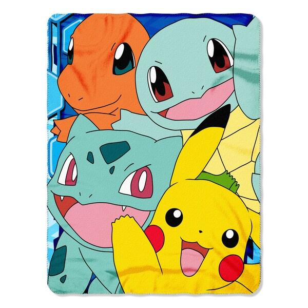 Pokemon Meet the Group Throw