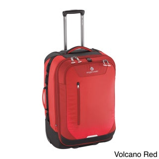 Eagle Creek Expanse 26-inch Expandable Rolling Upright Suitcase (Option: Volcano Red)