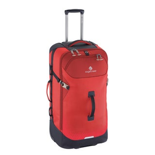 Eagle Creek Expanse 32-inch Flatbed Rolling Duffel Bag (Option: Volcano Red)