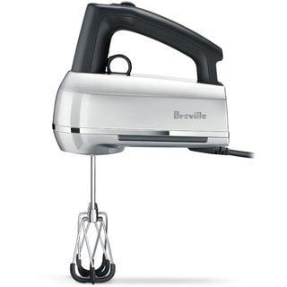 Breville BHM800SIL Handy Mix Scraper Hand Mixer