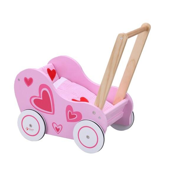 Classic World Toys Doll Stroller