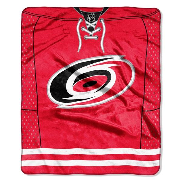 NHL 670 Hurricanes Jersey Raschel
