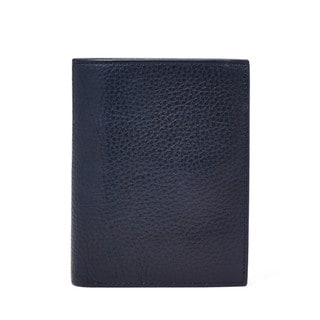 Fossil Mens Mayfair Navy RFID International Combination Wallet