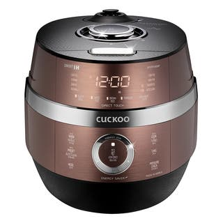 Cuckoo CRP-JHVR1009F Smart IH 10-cup Electric Rice Cooker|https://ak1.ostkcdn.com/images/products/15297909/P21765565.jpg?impolicy=medium