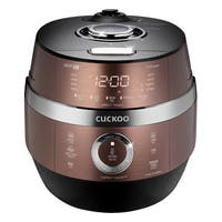 Cuckoo CRP-JHVR1009F Smart IH 10-cup Electric Rice Cooker