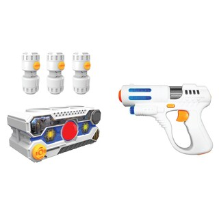 Golden Bright Laser Shooter
