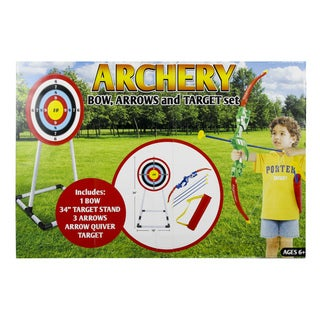 Gener8 Bow & Arrow Set