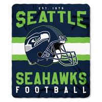 NFL 031 Seahawks Singular Fleece Throw