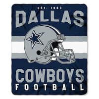 NFL 031 Cowboys Singular Fleece Throw