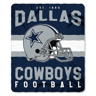 NFL 031 Cowboys Singular Fleece Throw