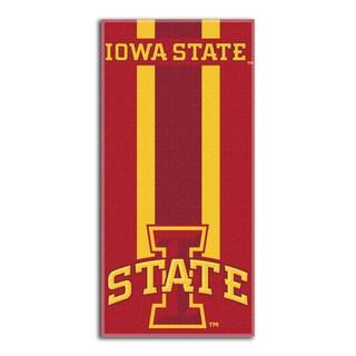 COL 620 Iowa State Zone Read Beach Towel