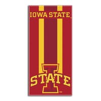 COL 620 Iowa State Zone Read Beach Towel