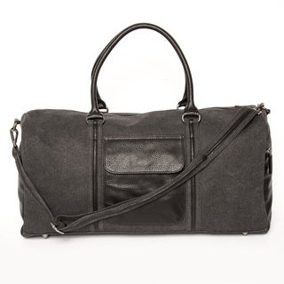 Brouke and Co Excursion 21-inch Carry On Canvas Duffel Bag