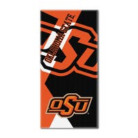 COL 622 Oklahoma State Puzzle Beach Towel