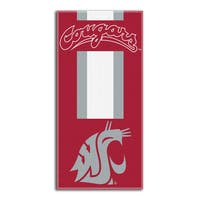 COL 620 Washington State Zone Read Beach Towel