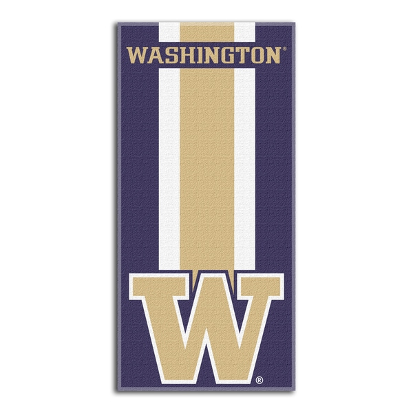 COL 620 Washington Zone Read Beach Towel