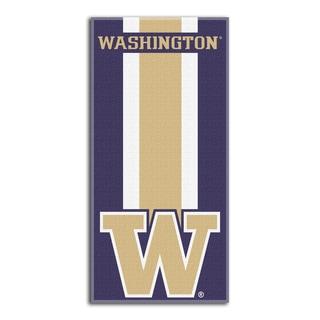 COL 620 Washington Zone Read Beach Towel