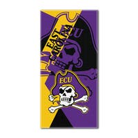 COL 622 East Carolina Puzzle Beach Towel