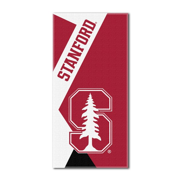 COL 622 Stanford Puzzle Beach Towel
