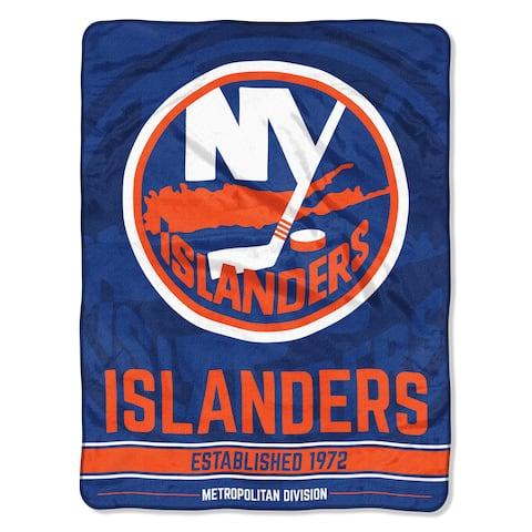 NHL 659 Islanders Breakaway Micro Throw