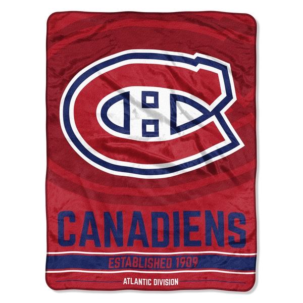 NHL 659 Canadiens Breakaway Micro Throw