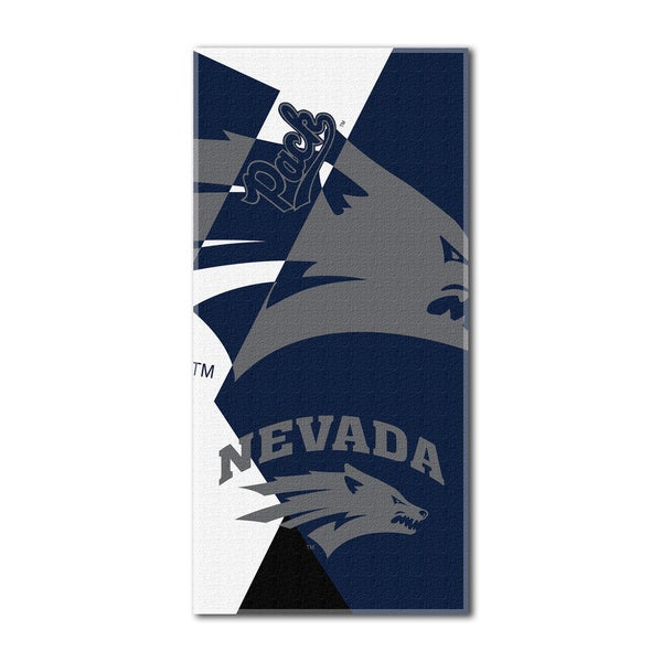 COL 622 Nevada Reno Puzzle Beach Towel