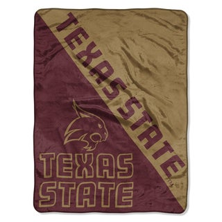 COL 659 Texas State Halftone Micro Throw